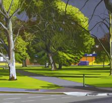Stop at Brickworks Reserve | 61 x 153 cm