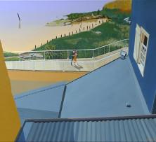 Boardwalk | 61 x 76 cm