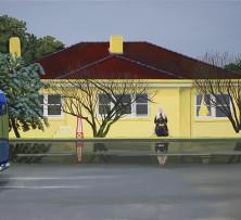 1950 Hobart Road | 61 x 99 cm