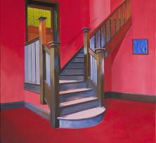Staircase | 51 x 51 cm