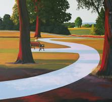 Path | 61 x 99 cm