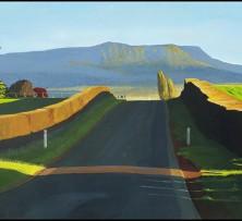 Autumn Lane | 73 x 117 cm