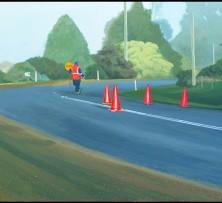 Slow | 82 x 123 cm | Winner Tasmanian Art Award 2011